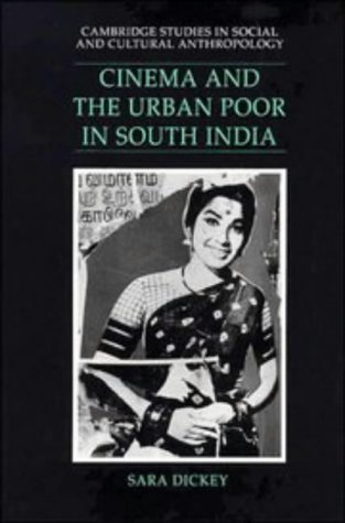 9780521440844: Cinema and the Urban Poor in South India