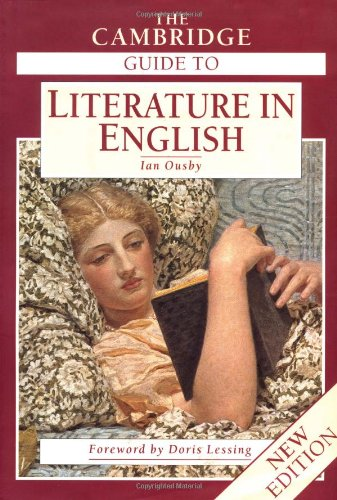 9780521440868: The Cambridge Guide to Literature in English