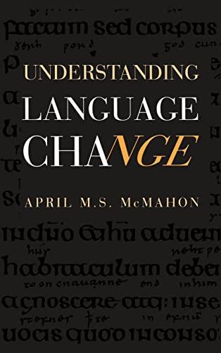 9780521441193: Understanding Language Change