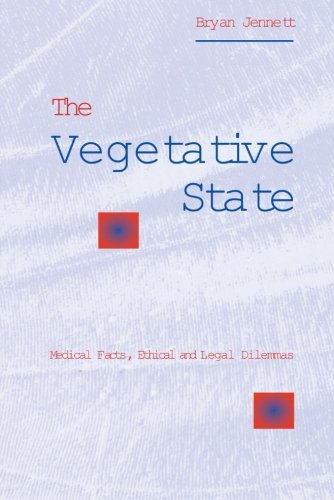 9780521441582: The Vegetative State: Medical Facts, Ethical and Legal Dilemmas