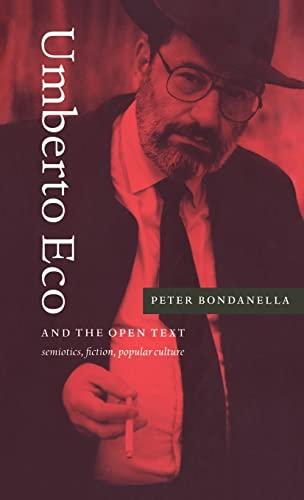 9780521442008: Umberto Eco and the Open Text: Semiotics, Fiction, Popular Culture