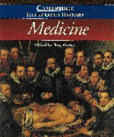 9780521442114: The Cambridge Illustrated History of Medicine (Cambridge Illustrated Histories)