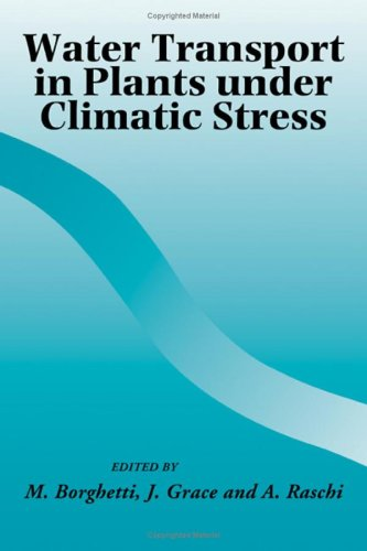 9780521442190: Water Transport in Plants under Climatic Stress