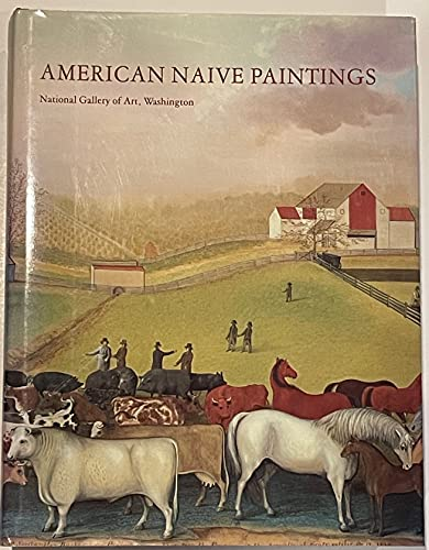 9780521443012: American Naive Paintings