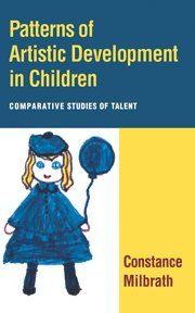9780521443135: Patterns of Artistic Development in Children: Comparative Studies of Talent