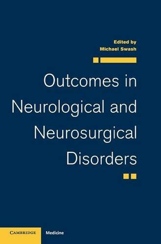9780521443272: Outcomes in Neurological and Neurosurgical Disorders
