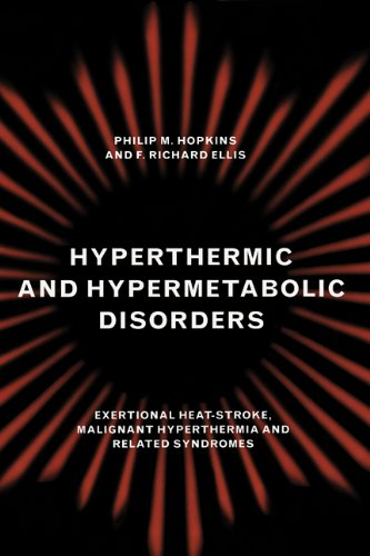 9780521443814: Hyperthermic and Hypermetabolic Disorders: Exertional Heat-stroke, Malignant Hyperthermia and Related Syndromes