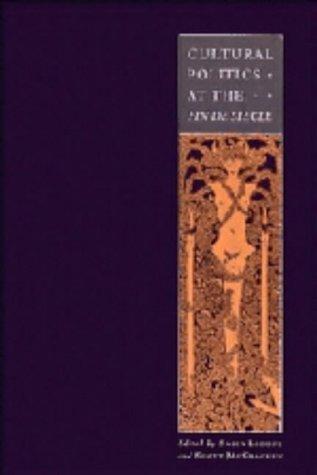 9780521443852: Cultural Politics at the Fin de Siècle