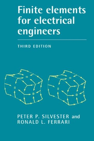 9780521445054: Finite Elements for Electrical Engineers 3rd Edition Hardback