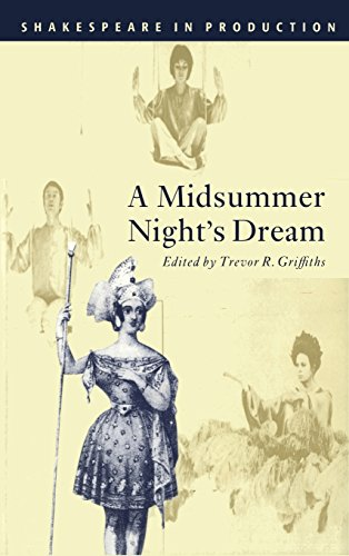 9780521445603: A Midsummer Night's Dream Hardback (Shakespeare in Production)