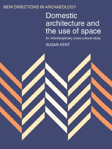 9780521445771: Domestic Architecture and the Use of Space: An Interdisciplinary Cross-Cultural Study (New Directions in Archaeology)
