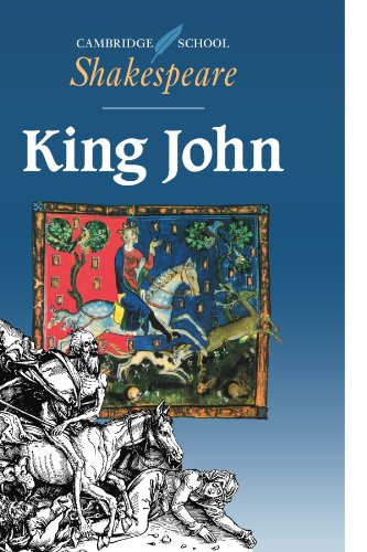 9780521445825: King John (Cambridge School Shakespeare)