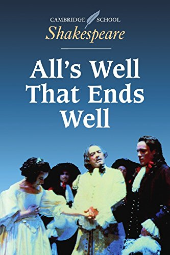 9780521445832: All's Well that Ends Well (Cambridge School Shakespeare)