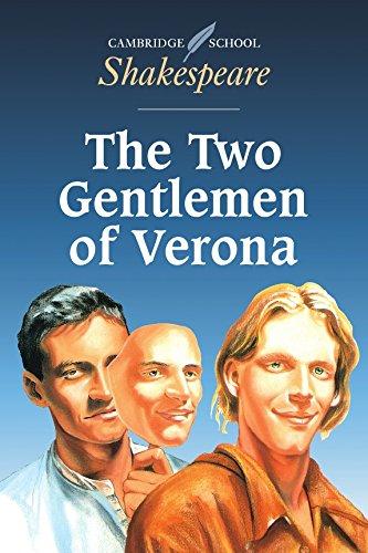 9780521446037: The Two Gentlemen of Verona (Cambridge School Shakespeare)