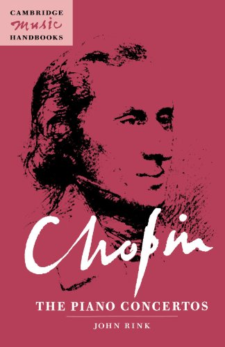 9780521446600: Chopin: The Piano Concertos Paperback (Cambridge Music Handbooks)