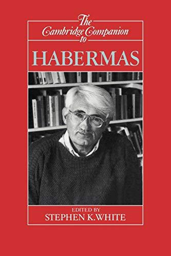 9780521446662: The Cambridge Companion to Habermas