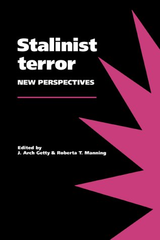 9780521446709: Stalinist Terror: New Perspectives