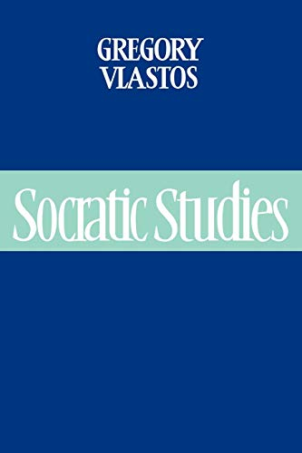 9780521447355: Socratic Studies