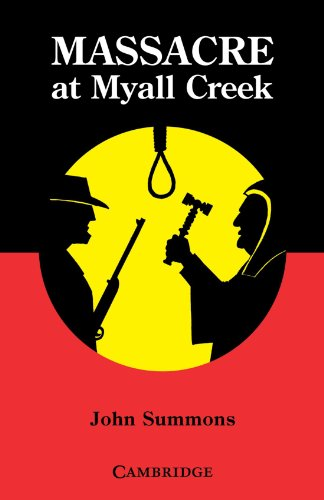 9780521447638: Massacre at Myall Creek