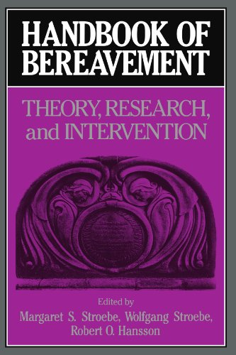 9780521448536: Handbook of Bereavement: Theory, Research, and Intervention