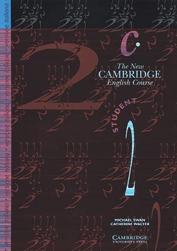9780521448604: The New Cambridge English Course 2 Student's book Italian edition