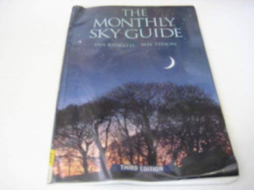 9780521448659: The Monthly Sky Guide