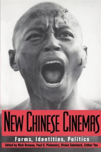 9780521448772: New Chinese Cinemas: Forms, Identities, Politics