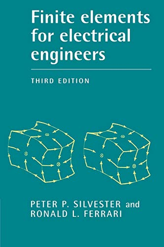 9780521449533: Finite Elements for Electrical Engineers
