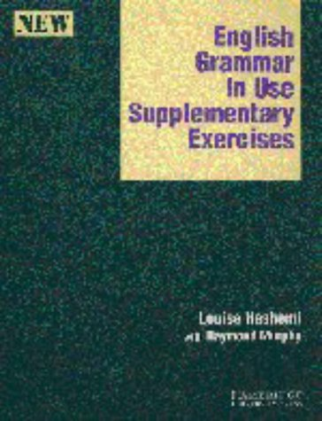 9780521449557: English Grammar in Use Supplementary Exercises Without answers