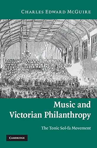 9780521449687: Music and Victorian Philanthropy: The Tonic Sol-Fa Movement