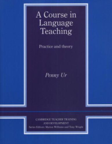 9780521449946: A Course in Language Teaching Trainer's Handbook: Practice of Theory (Cambridge Teacher Training and Development)