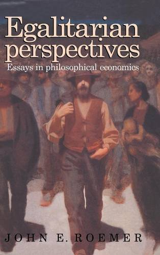 9780521450669: Egalitarian Perspectives Hardback: Essays in Philosophical Economics