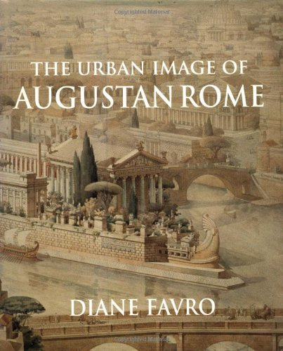 9780521450836: The Urban Image of Augustan Rome