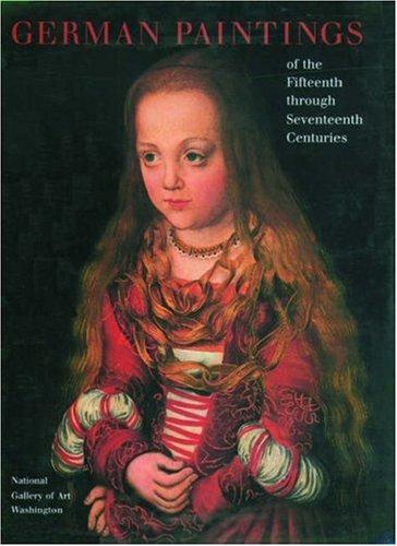 9780521450935: German Paintings of the Fifteenth through Seventeenth Centuries