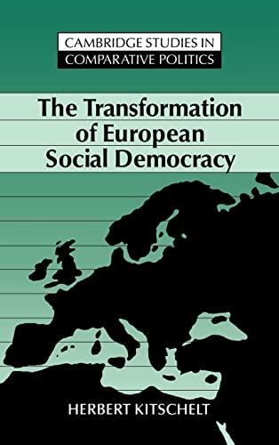 9780521451062: The Transformation of European Social Democracy (Cambridge Studies in Comparative Politics)