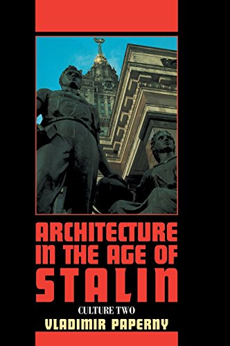 9780521451192: Architecture in the Age of Stalin: Culture Two