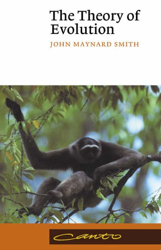 9780521451284: The Theory of Evolution (Canto)