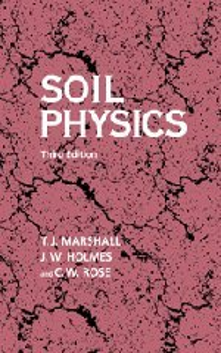 9780521451512: Soil Physics