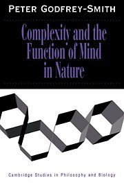 9780521451666: Complexity and the Function of Mind in Nature (Cambridge Studies in Philosophy and Biology)