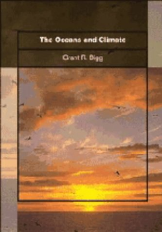 9780521452120: The Oceans and Climate