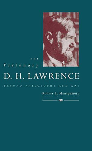 9780521452137: The Visionary D. H. Lawrence: Beyond Philosophy and Art