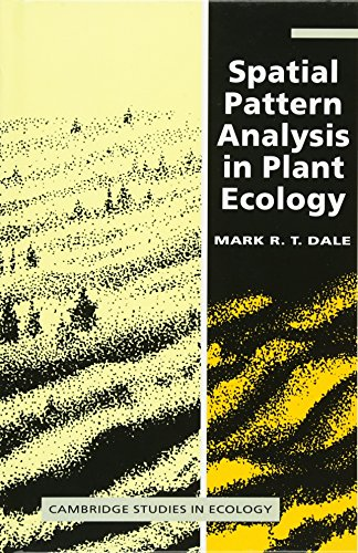 9780521452274: Spatial Pattern Analysis in Plant Ecology (Cambridge Studies in Ecology)