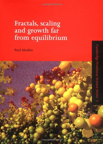 9780521452533: Fractals, Scaling and Growth Far from Equilibrium (Cambridge Nonlinear Science Series)