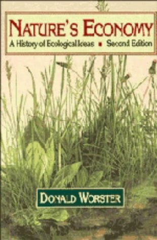 9780521452731: Nature's Economy: A History of Ecological Ideas