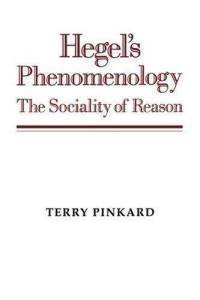 9780521453004: Hegel's Phenomenology: The Sociality of Reason