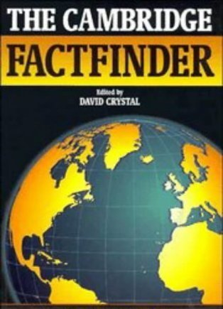 9780521453066: The Cambridge Factfinder