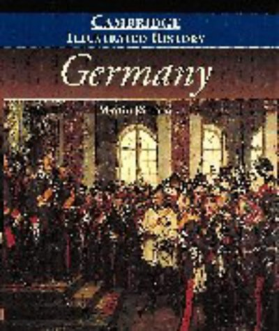 9780521453417: The Cambridge Illustrated History of Germany (Cambridge Illustrated Histories)