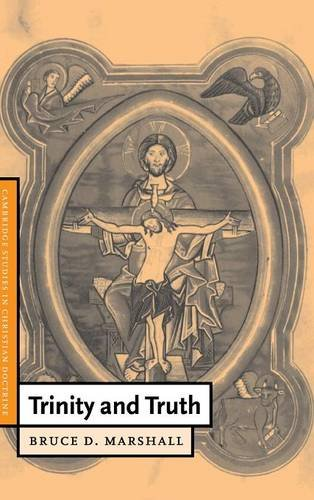 9780521453523: Trinity and Truth (Cambridge Studies in Christian Doctrine)