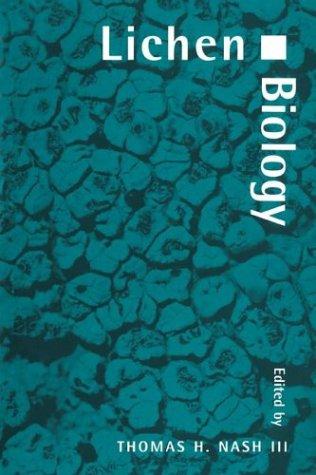 9780521453684: Lichen Biology