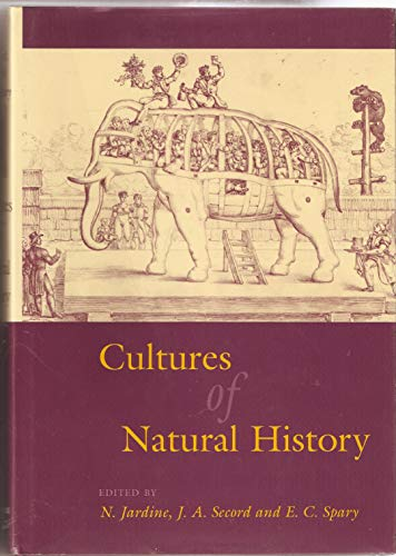 9780521453943: Cultures of Natural History